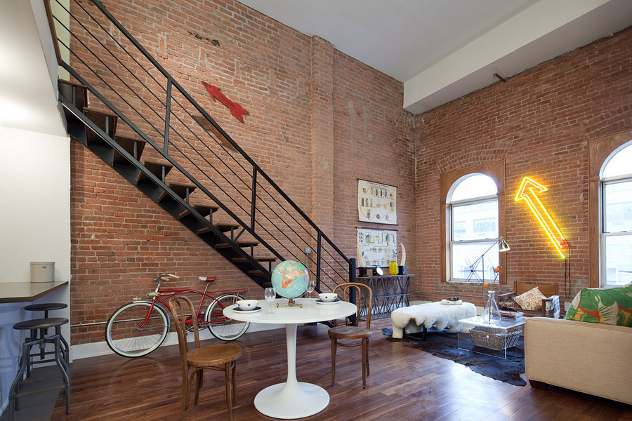 The Factory Lofts In Williamsburg Are Por Converted Loft Apartments