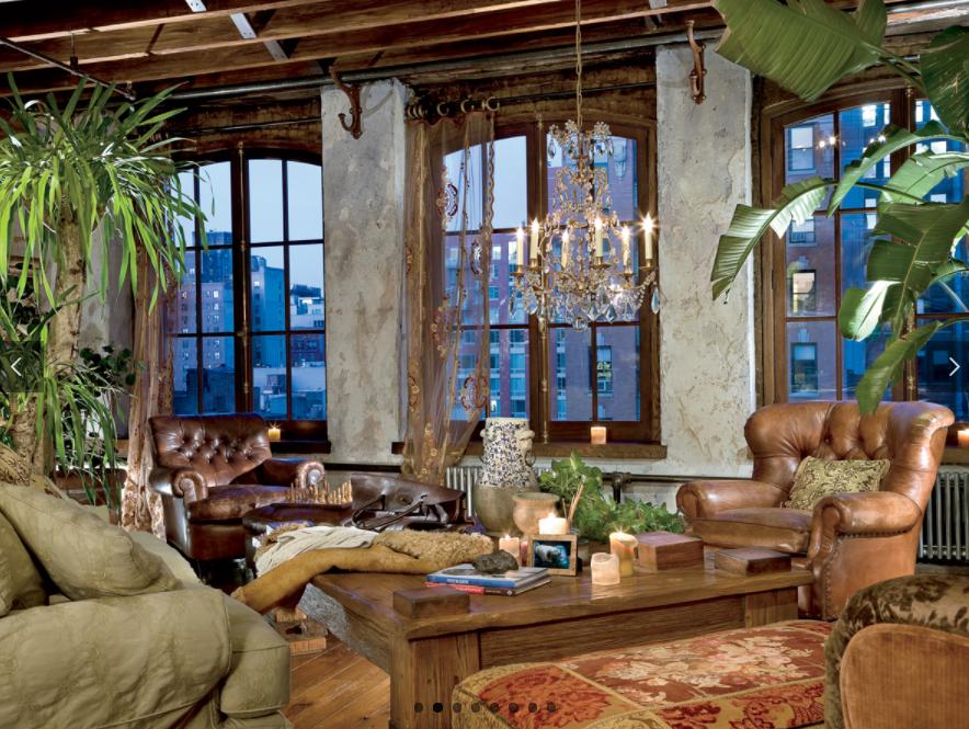 Gerard Butler Chelsea NYC loft