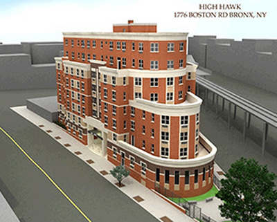 High Hawk In Bronx Offering Affordable Units In Housing Lottery Streeteasy