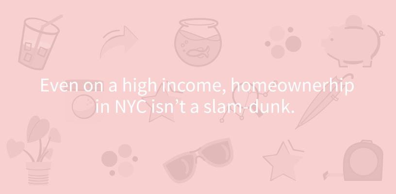 I Make $60K, He Makes $380K  Here's How We Live in NYC