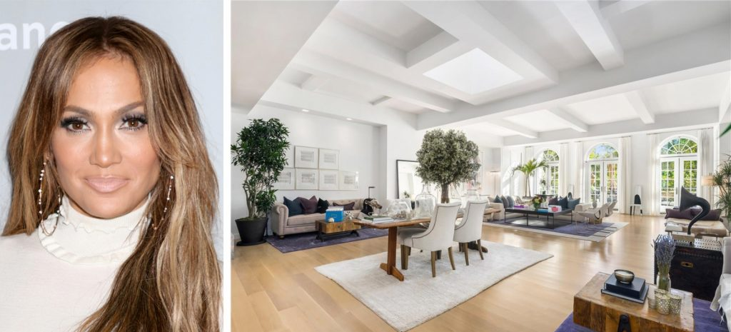 Jennifer Lopez Home Actress Selling Huge Nyc Penthouse For 27m