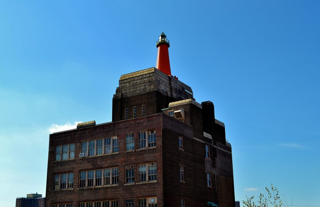Look Up New York Rooftop Homes Hiding In Plain Sight