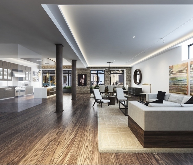 Photo Of Leonardo Dicaprio S Greenwich Village Apartment At 66 East 11th Street