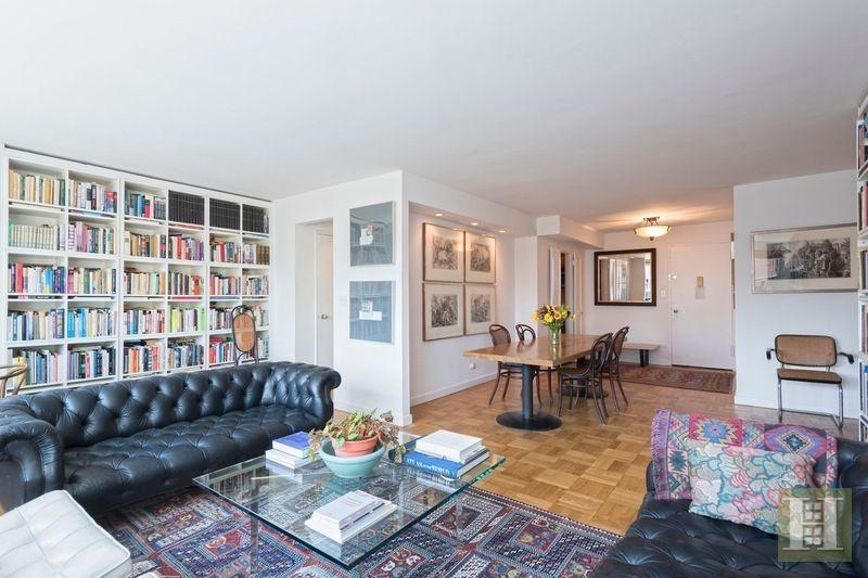 louis C.K. living room