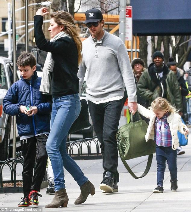 Tom Brady And Gisele Bundchen Will Head West To Tribeca S