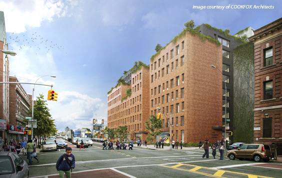 Park House in South Bronx Opens Affordable Housing StreetEasy