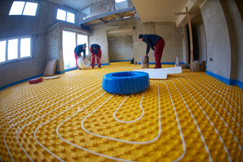 Pros and cons of heated floors streeteasy - Radiant floor heating pros and cons ...