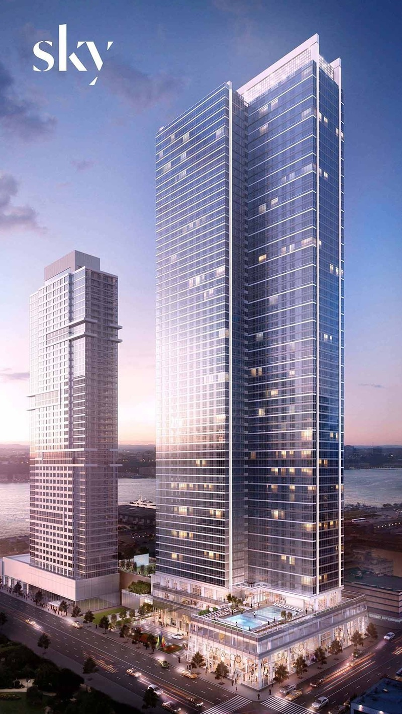Merveilleux Sky Affordable Housing Lottery: $613 For Luxe Midtown Tower | StreetEasy
