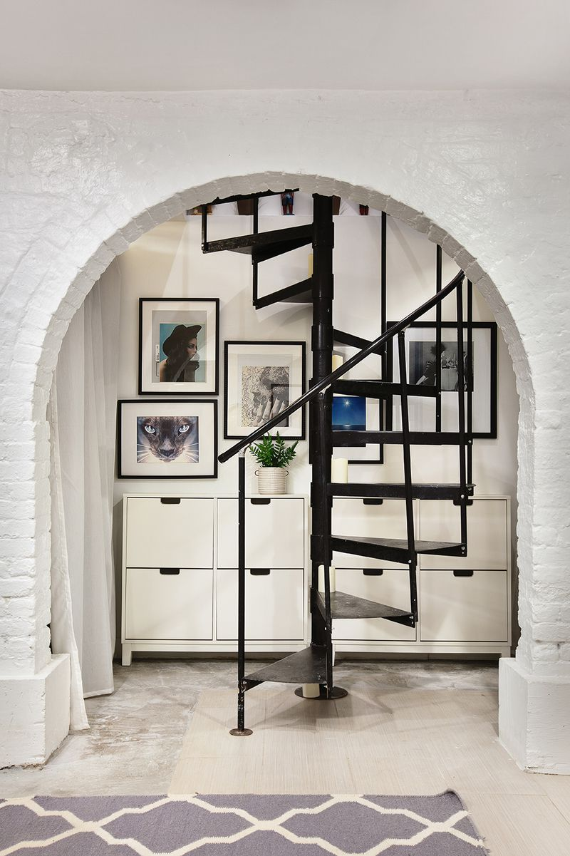 Spiral Staircases in NYC: Visually Appealing, But Not