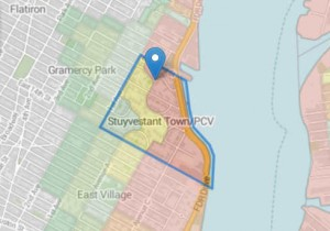 Stuyvesant Town Map Stuyvesant Town: How'd It Get There and Who Lives There? | StreetEasy