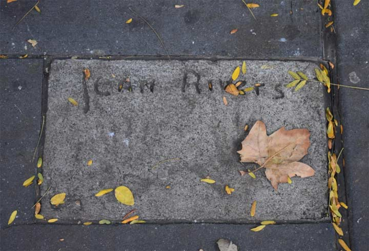 NYC Sidewalk Plaques and Markers: City History Underfoot