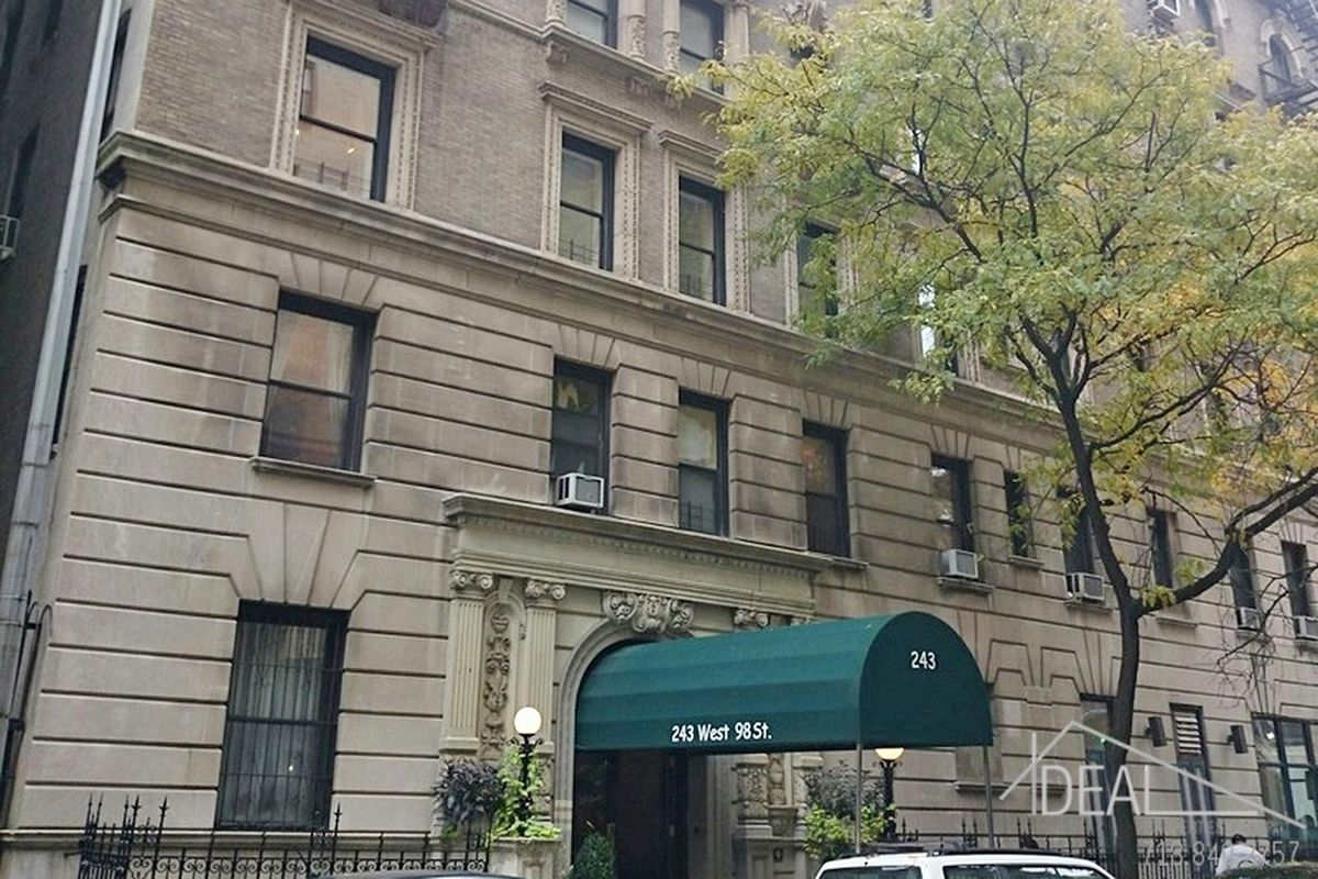 UWS apartment with tenant