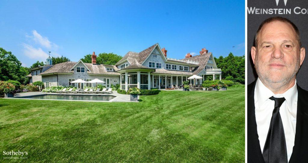Harvey Weinstein S Hamptons Mansion Sells For Just 10m Streeteasy