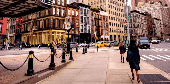 Grand Street Restaurants Manhattan