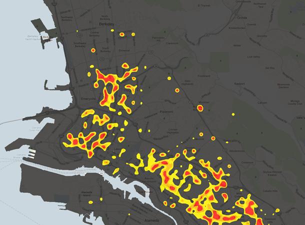 where violent crimes happen trulia research