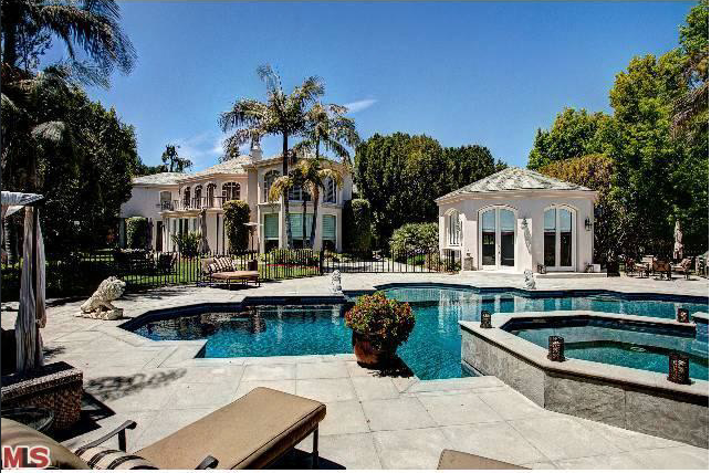 Damn Gina Martin Lawrence Rents Out Beverly Hills House