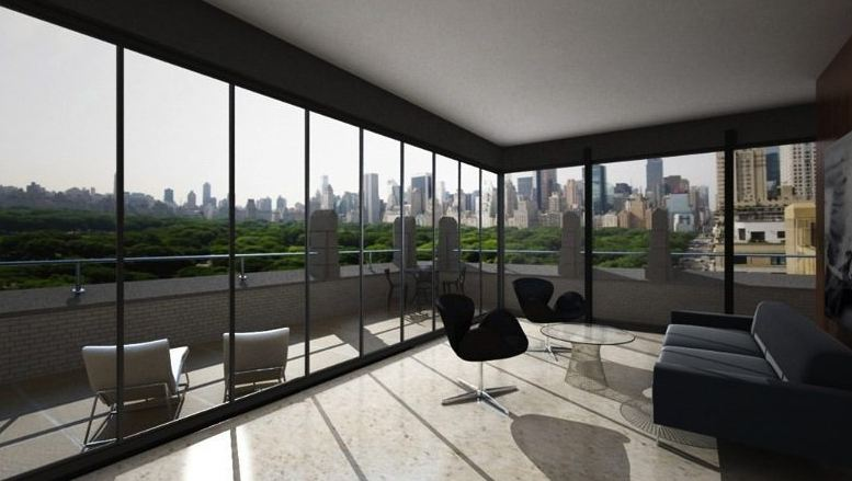 Calvin Kleinu0027s Former NYC Penthouse On The Market For $35M; New Pair Of  Underwear Not Included   Truliau0027s Blog