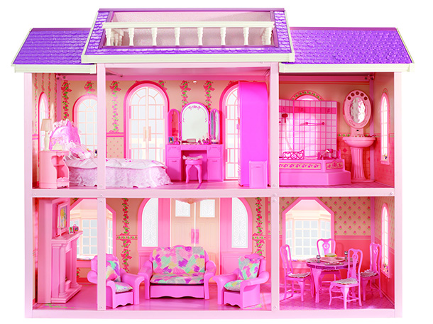 Barbie\'s Moving! Tour Her Dreamhomes Through The Years! - Trulia\'s Blog