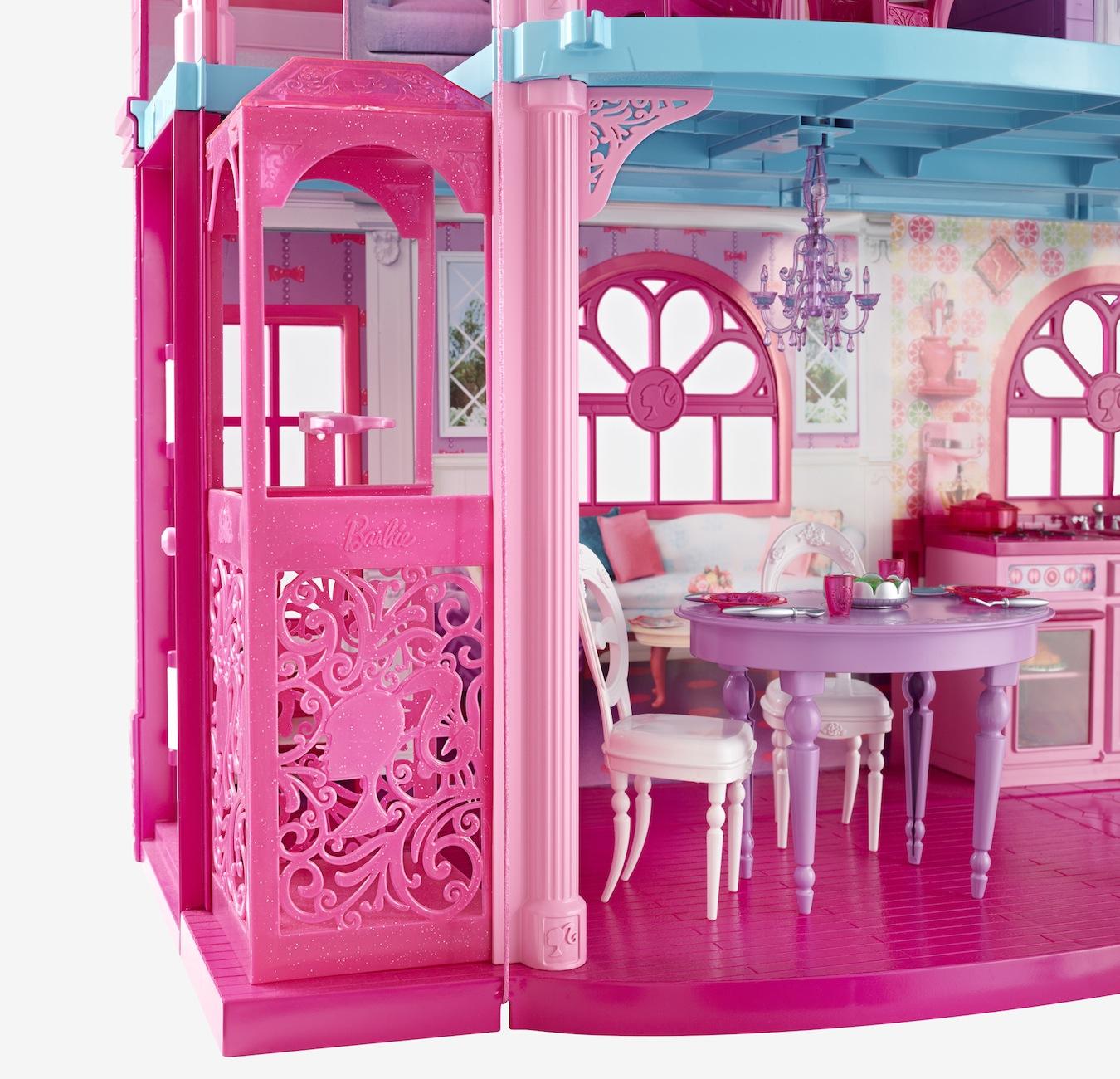 Barbie Lists Her Iconic Malibu Dreamhouse For $25 Million