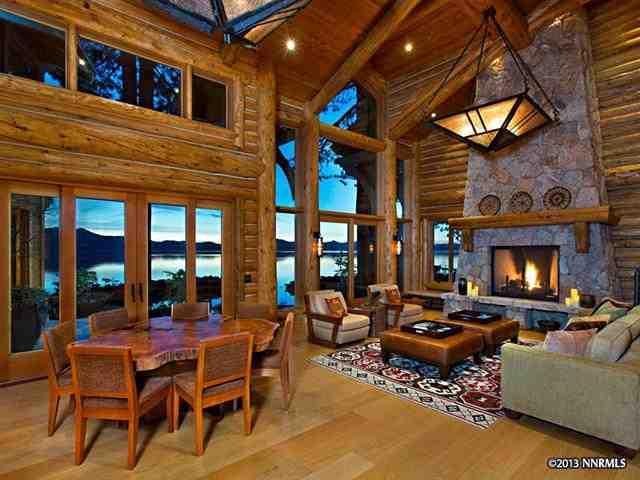 Larry Ellison Lists Ultra Luxurious Lakefront Lake Tahoe Mansion For 285 Million