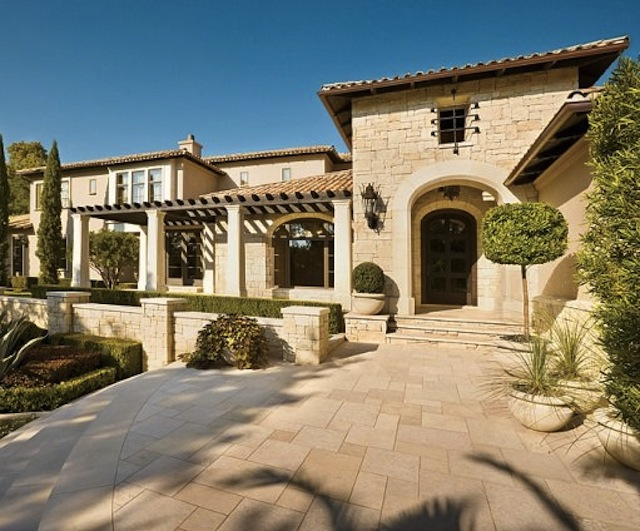 Lance armstrong sells massive austin mansion trulias blog