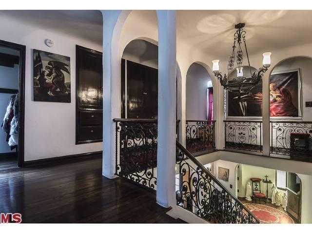 Kat Von D Lists Gothic Los Angeles Mansion For 25 Million