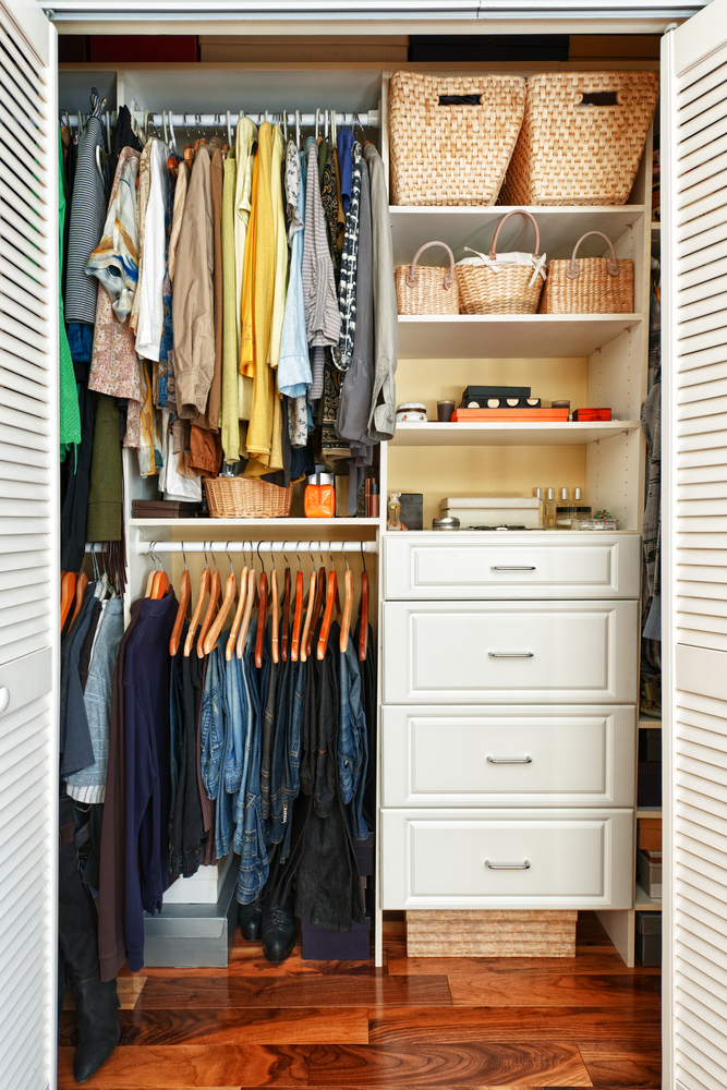 DIY Apartment Storage Ideas