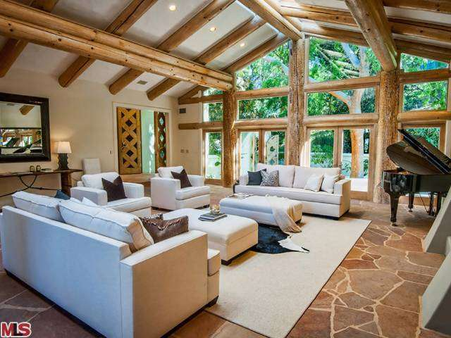 Tennis Great Pete Sampras And Wife Bridgette Wilson Buy Albert Brooks Former Bel Air Estate