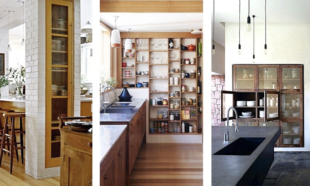 & Uncommon Storage Solutions for Small Kitchens - Truliau0027s Blog