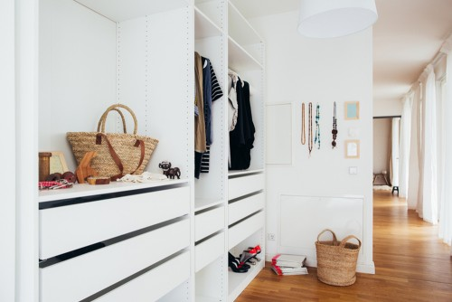 don't fail to mention closet space in house listings
