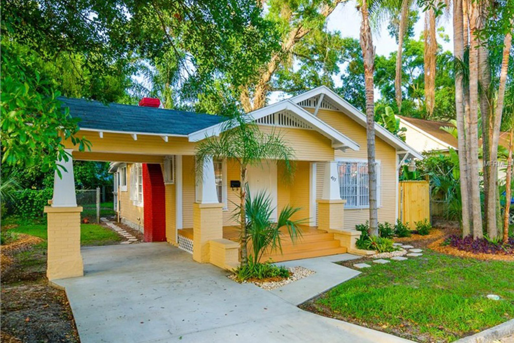 5 Classic (and Affordable!) Craftsman Homes for Sale ...