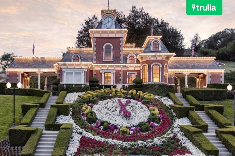 Michael Jackson Neverland Ranch Relisted