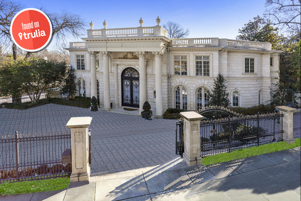 Found On Trulia Your Own Personal White House