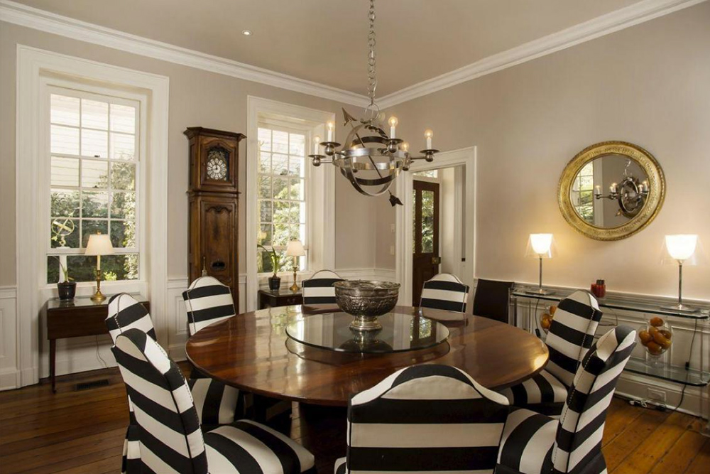 June2014 Trulia Found On A Historic Charleston Relaxed Front Dining Room