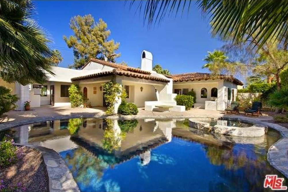 What 1 million will buy you in america s most expensive for Buy house palm springs
