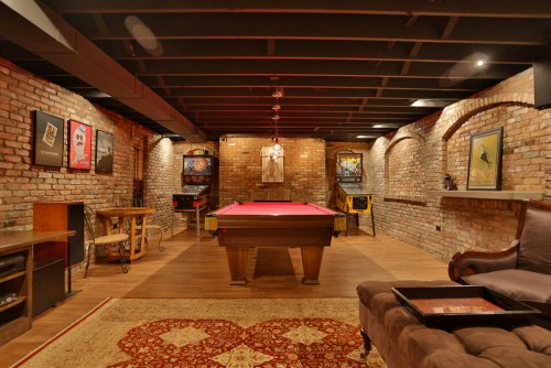 Home for sale with Man Caves