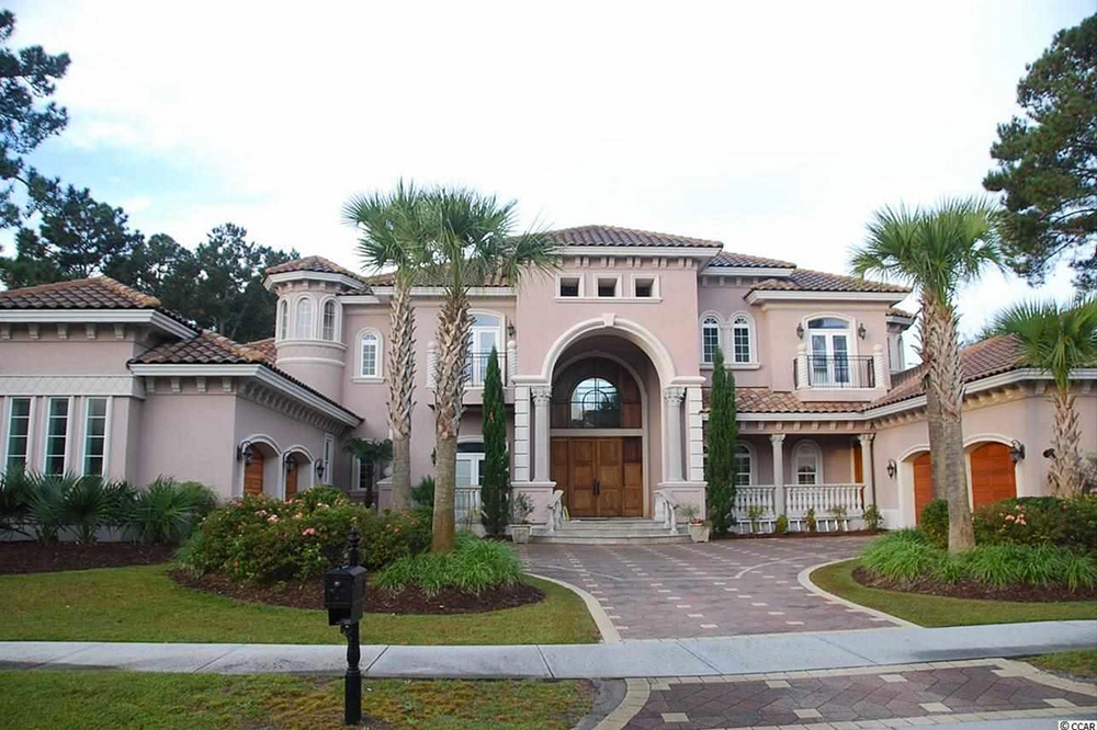 Home for sale on Milano Court in Myrtle Beach, SC