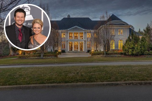 Blake and Miranda Lambert Home