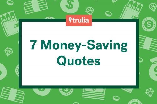 Money Saving Quotes
