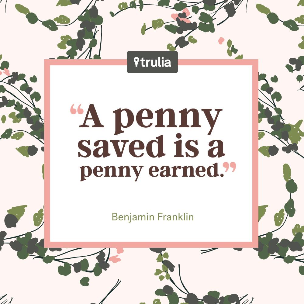 Motivational Quote Ben Franklin