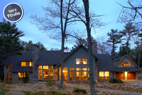 Home for sale in Boothbay Harbor, ME