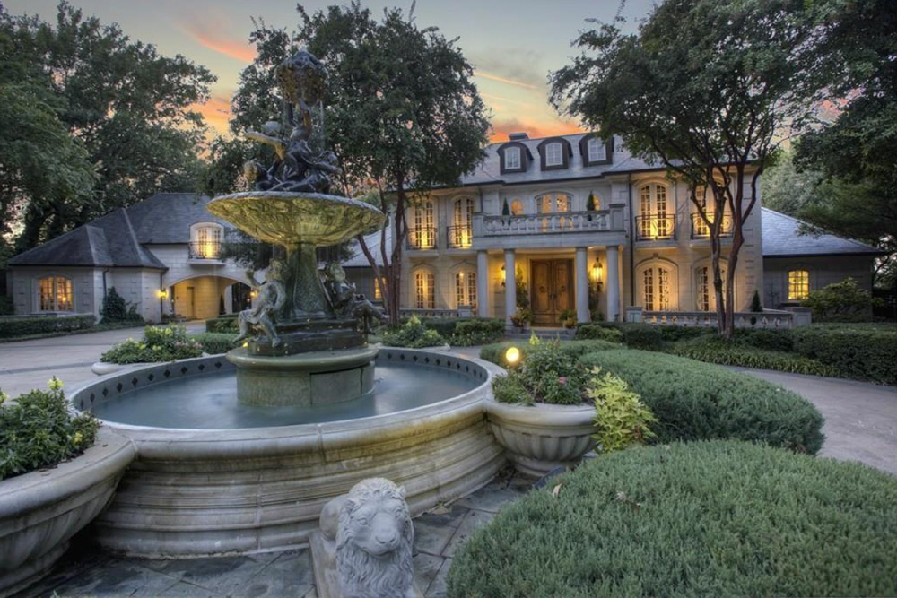 7 Homes With Amazing Outdoor Fountains - Trulia's Blog ...