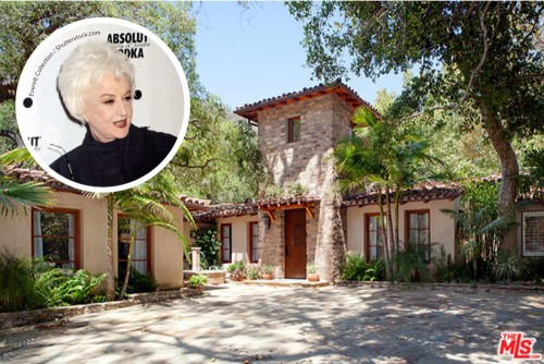 Bea Arthur Home in Los Angeles
