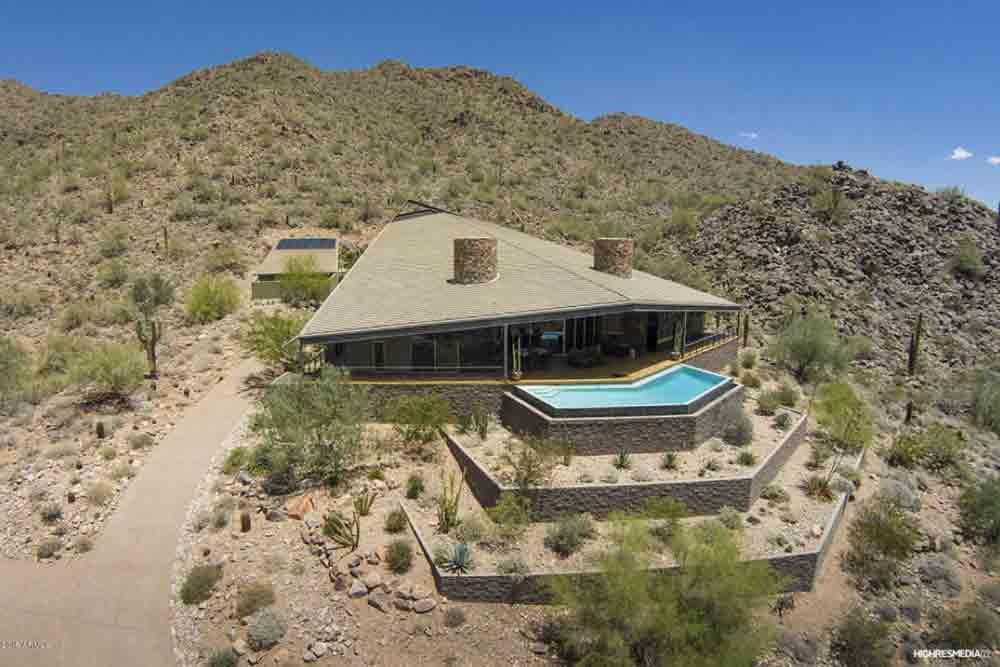 Found On Trulia Otherworldly Modern Escape In Scottsdale Trulia 39 S Blog Real Estate 101