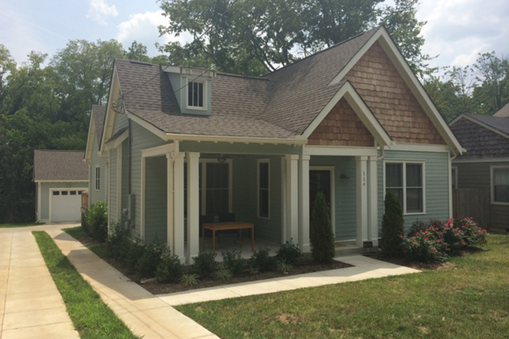 Home for rent in Nashville, TN
