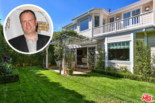Kevin Feige Lists Home