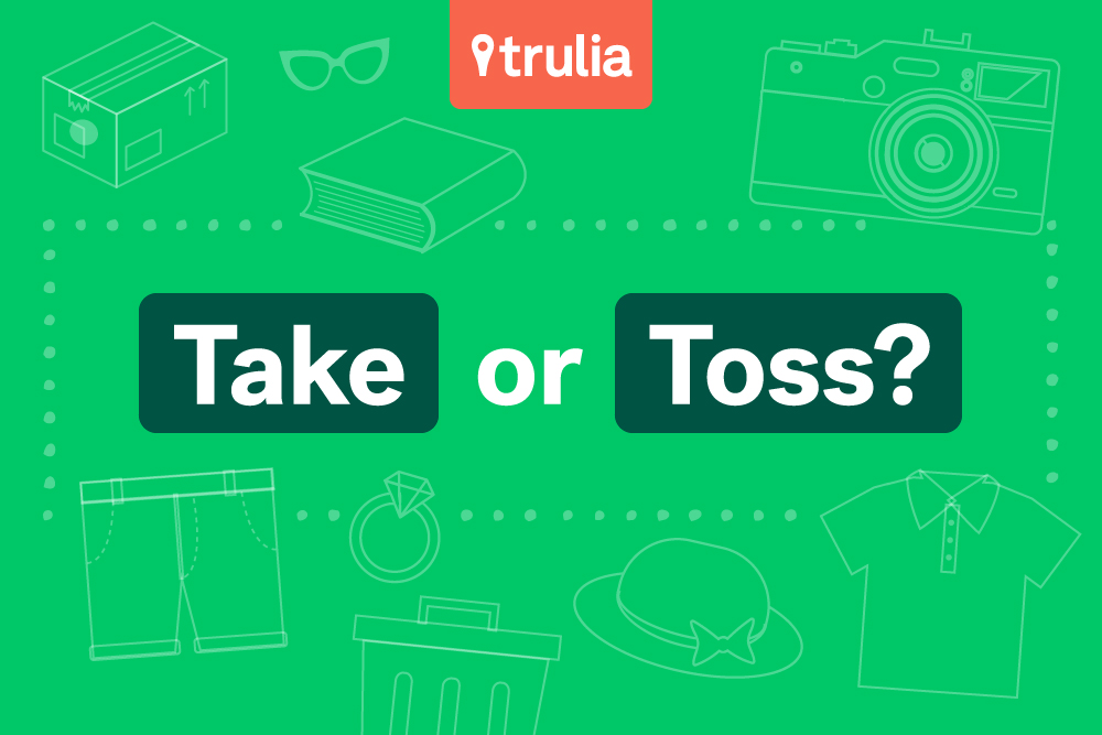 Follow These Decluttering Tips Before Moving Life At Home Trulia