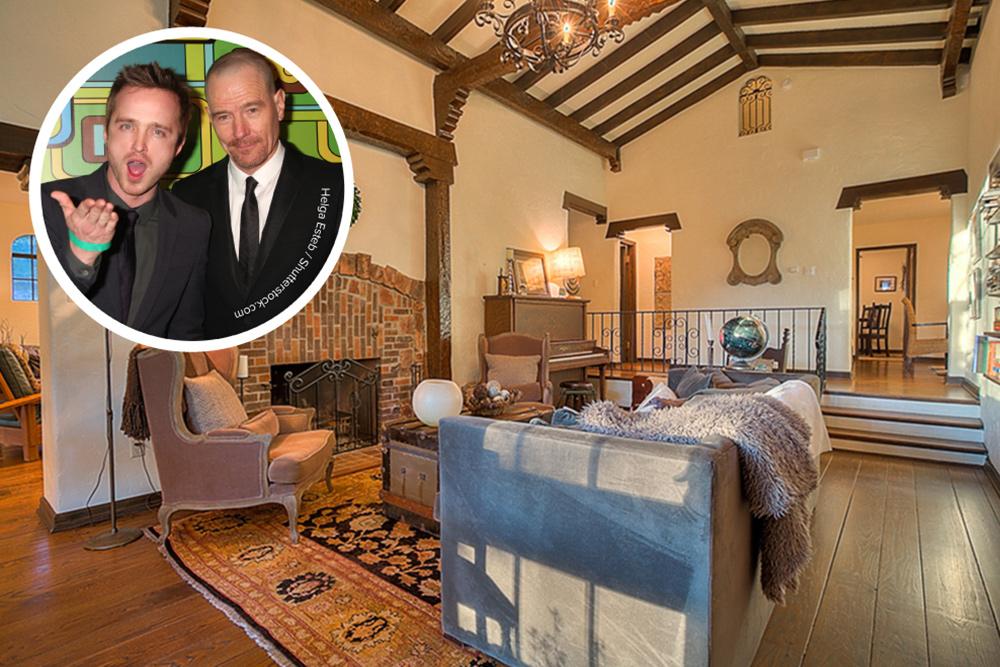 Yo Jesse Pinkman S Breaking Bad House Is For Sale