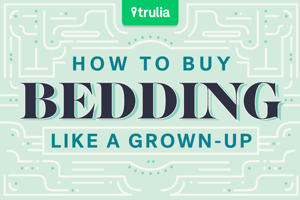 how to buy bed sheets like a grownup