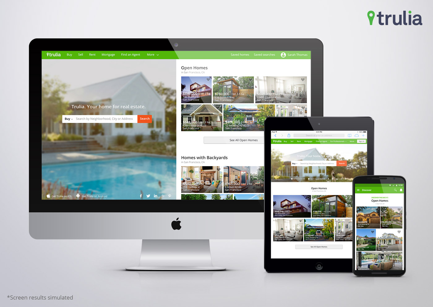 Discover your perfect home with Trulia's newest innovation.